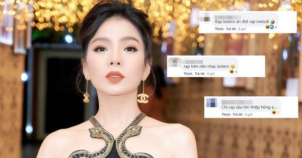 Netizen tranh cãi phát ngôn làm Giám khảo Rap Việt mùa 2 của Lệ Quyên, gọi nữ ca sĩ là