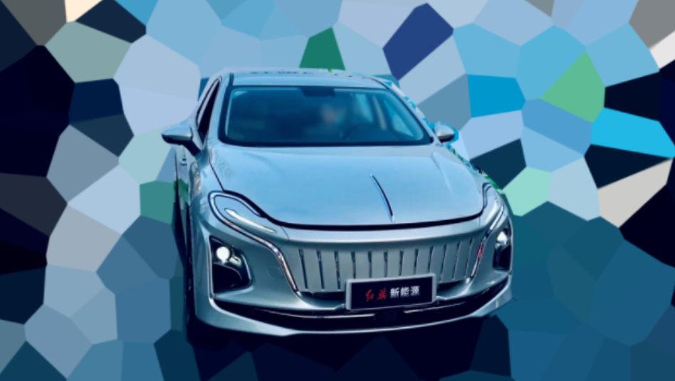 Hãng xe sang Trung Quốc hé lộ mẫu xe điện đầu tiên, thiết kế ăn đứt Tesla Model 3 -1