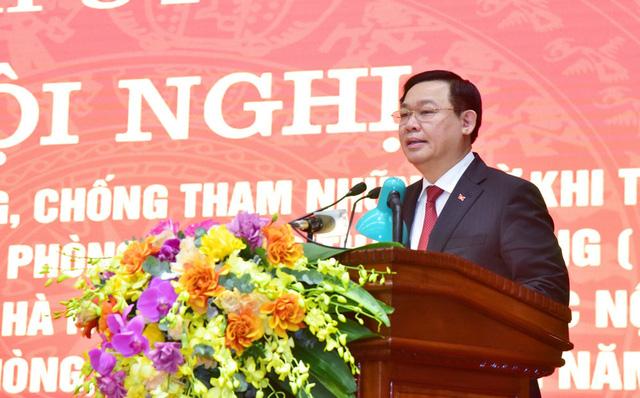 Hà Nội: Công tác phòng, chống tham nhũng là nhiệm vụ chính trị trọng tâm-2