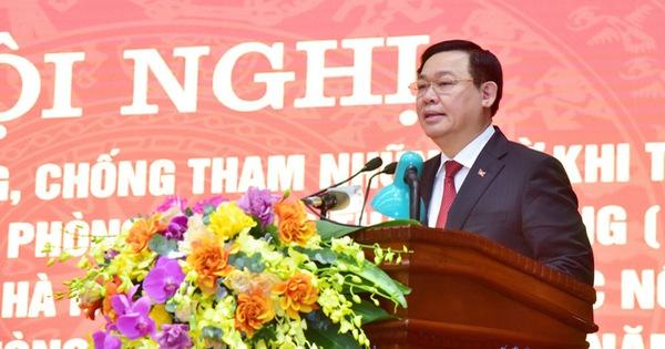 Hà Nội: Công tác phòng, chống tham nhũng là nhiệm vụ chính trị trọng tâm