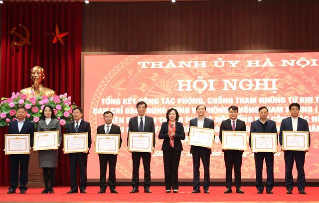 Hà Nội: Công tác phòng, chống tham nhũng là nhiệm vụ chính trị trọng tâm-1