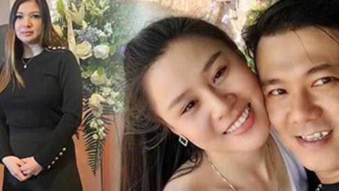 Vợ Vân Quang Long có động thái đầu tiên, ngăn chặn netizen