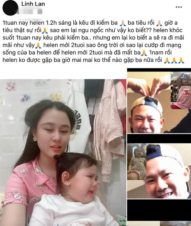Vợ Vân Quang Long có động thái đầu tiên, ngăn chặn netizen tấn công giữa lùm xùm bị tố xúc phạm chồng và gia đình-5