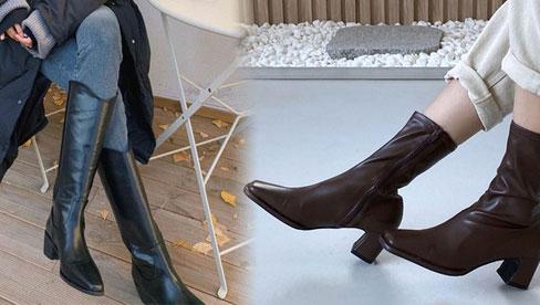Ghim 3 công thức mix quần jeans với boots này, các nàng sẽ hack chân dài, style