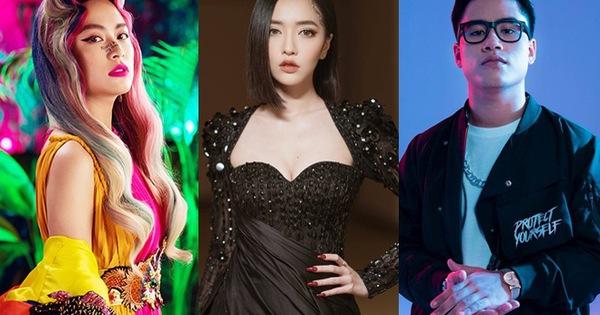 Dân mạng đoán 4 nghệ sĩ collab trong bài hát chủ đề album Diệu Kỳ Việt Nam: Bích Phương, Hoàng Thuỳ Linh, GDucky đều được gọi tên