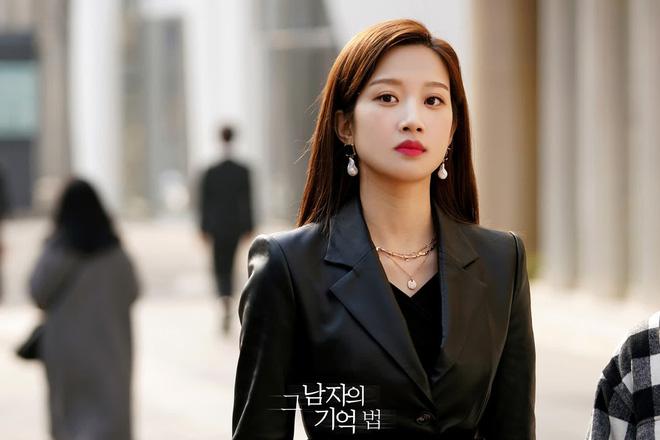 Nữ diễn viên số hưởng đánh bại cả Jisoo (BLACKPINK): Thạo 3 ngôn ngữ, đỗ đại học nổi tiếng bậc nhất Hàn Quốc-5