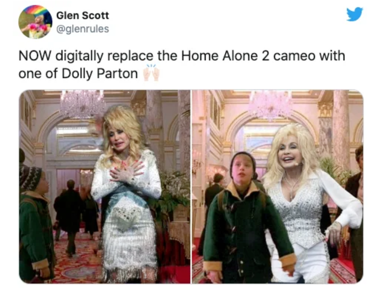 Cư dân mạng đòi xóa hình ảnh Tổng thống Trump khỏi nhiều cảnh phim nổi tiếng-2