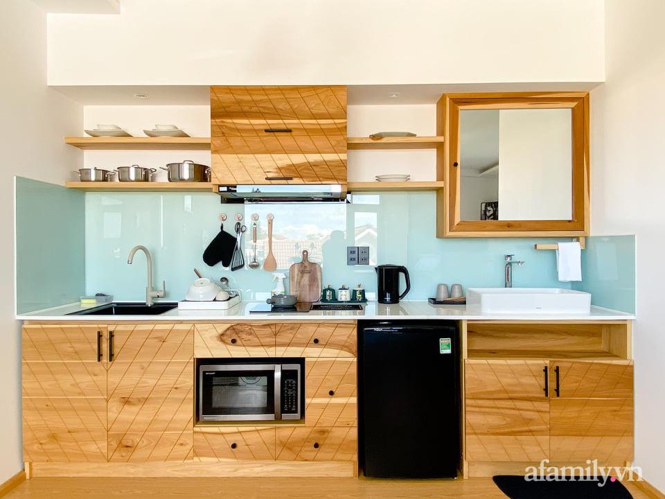 Căn nhà thôi miên bằng nội thất gỗ tự nhiên cùng phong cách tối giản của chàng trai Đà Lạt -6