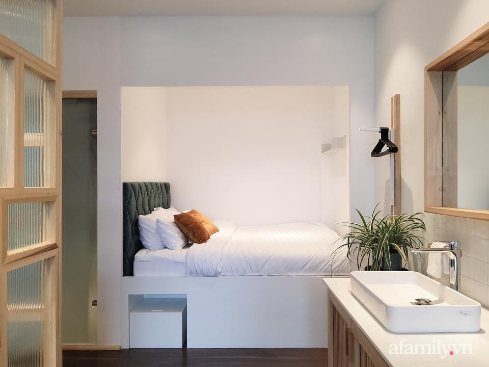 Căn nhà thôi miên bằng nội thất gỗ tự nhiên cùng phong cách tối giản của chàng trai Đà Lạt -12