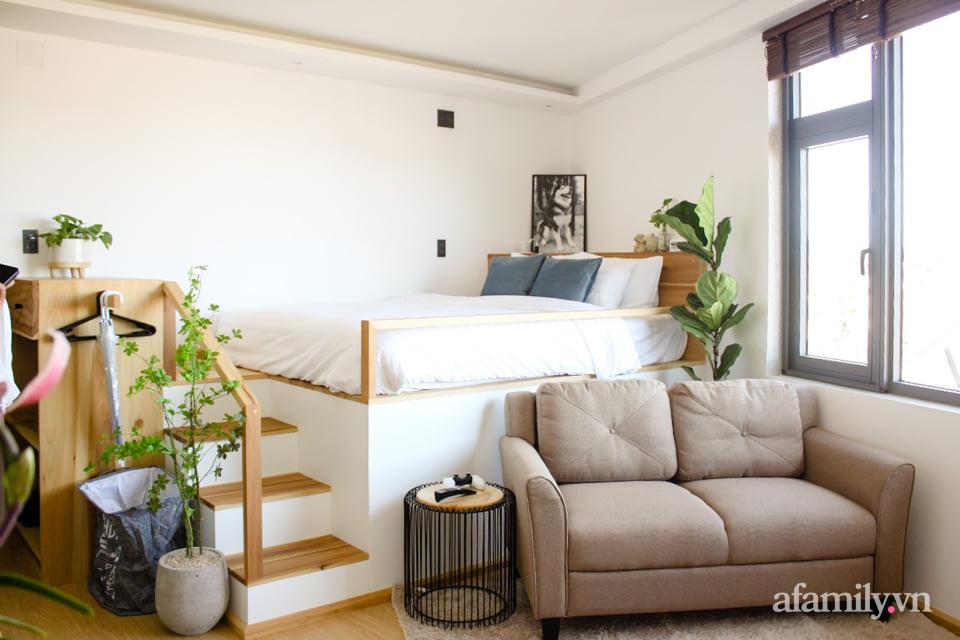 Căn nhà thôi miên bằng nội thất gỗ tự nhiên cùng phong cách tối giản của chàng trai Đà Lạt -1