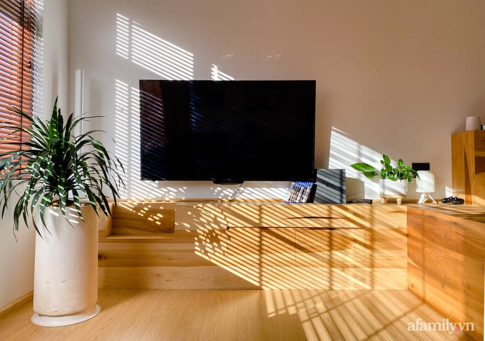 Căn nhà thôi miên bằng nội thất gỗ tự nhiên cùng phong cách tối giản của chàng trai Đà Lạt -3