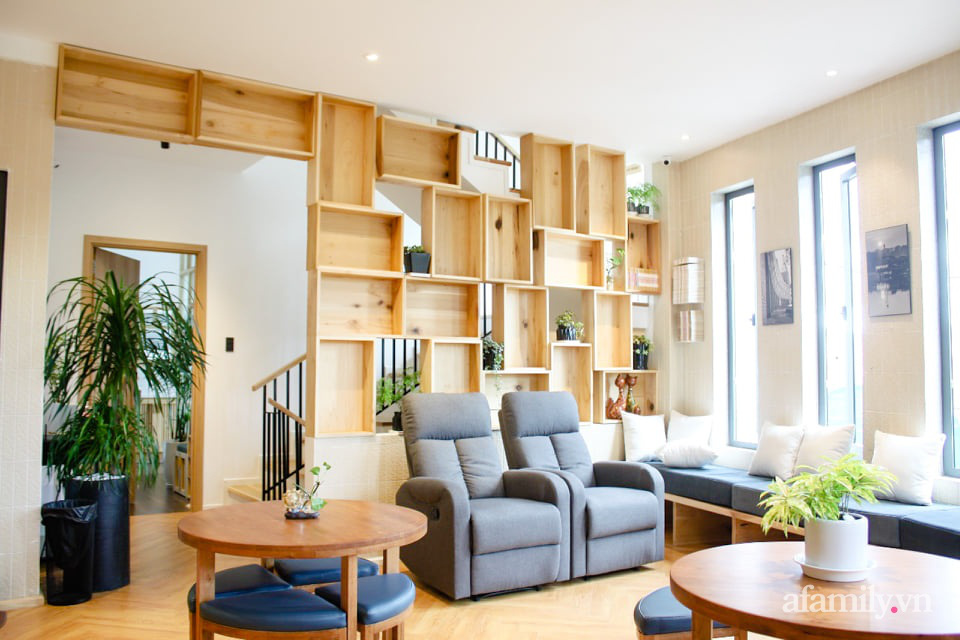 Căn nhà thôi miên bằng nội thất gỗ tự nhiên cùng phong cách tối giản của chàng trai Đà Lạt -4
