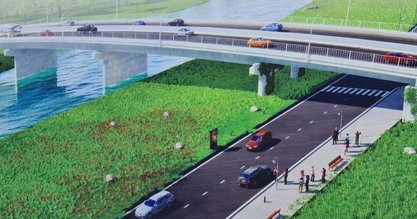 Hơn 200 tỉ xây cầu nối Bình Dương với Tây Ninh