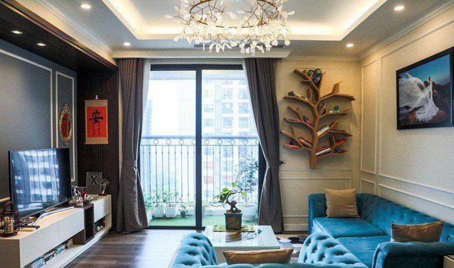 Cơ ngơi của MC Vân Hugo: 1 căn hộ cao cấp ở Hà Nội, 1 biệt thự trắng ở Sài Gòn, nhìn đâu cũng mê-1