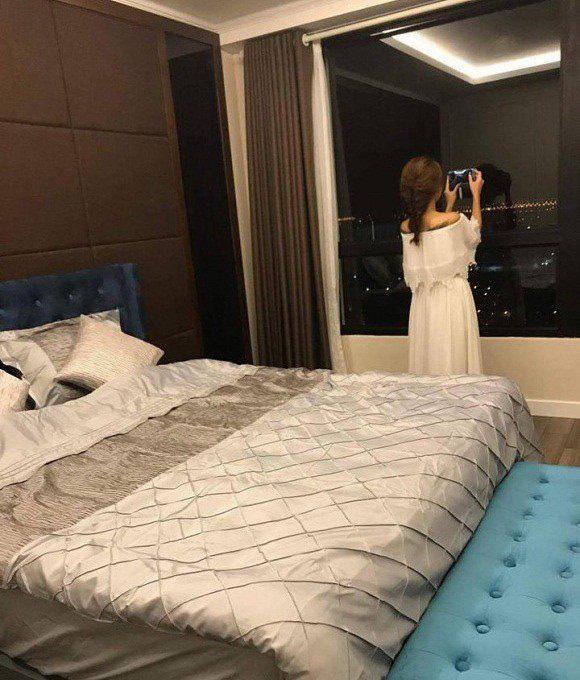 Cơ ngơi của MC Vân Hugo: 1 căn hộ cao cấp ở Hà Nội, 1 biệt thự trắng ở Sài Gòn, nhìn đâu cũng mê-7