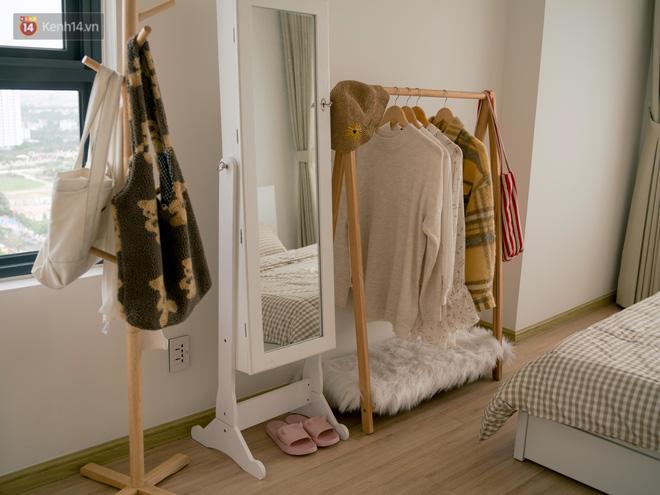 Trang Hý chơi sang ở một mình một nhà rộng 120m với 3 phòng ngủ, nội thất rẻ đến bất ngờ-9