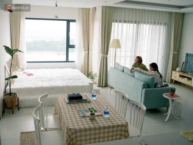 Trang Hý chơi sang ở một mình một nhà rộng 120m với 3 phòng ngủ, nội thất rẻ đến bất ngờ-6