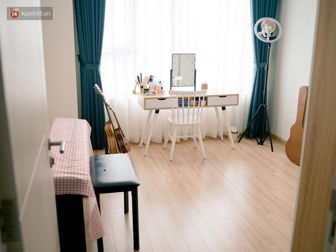 Trang Hý chơi sang ở một mình một nhà rộng 120m với 3 phòng ngủ, nội thất rẻ đến bất ngờ-10