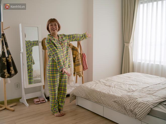 Trang Hý chơi sang ở một mình một nhà rộng 120m với 3 phòng ngủ, nội thất rẻ đến bất ngờ-8