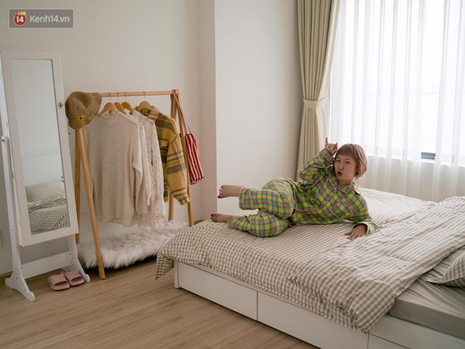 Trang Hý chơi sang ở một mình một nhà rộng 120m với 3 phòng ngủ, nội thất rẻ đến bất ngờ-7