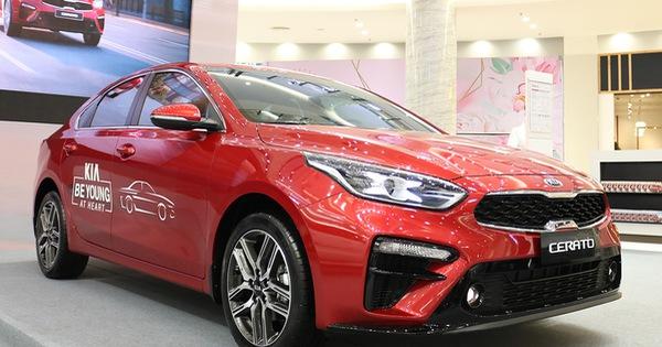 Sedan hạng C bán chạy nhất 2020: Mazda3 mất ngôi vương, Kia Cerato lên ngôi cùng xe Hàn