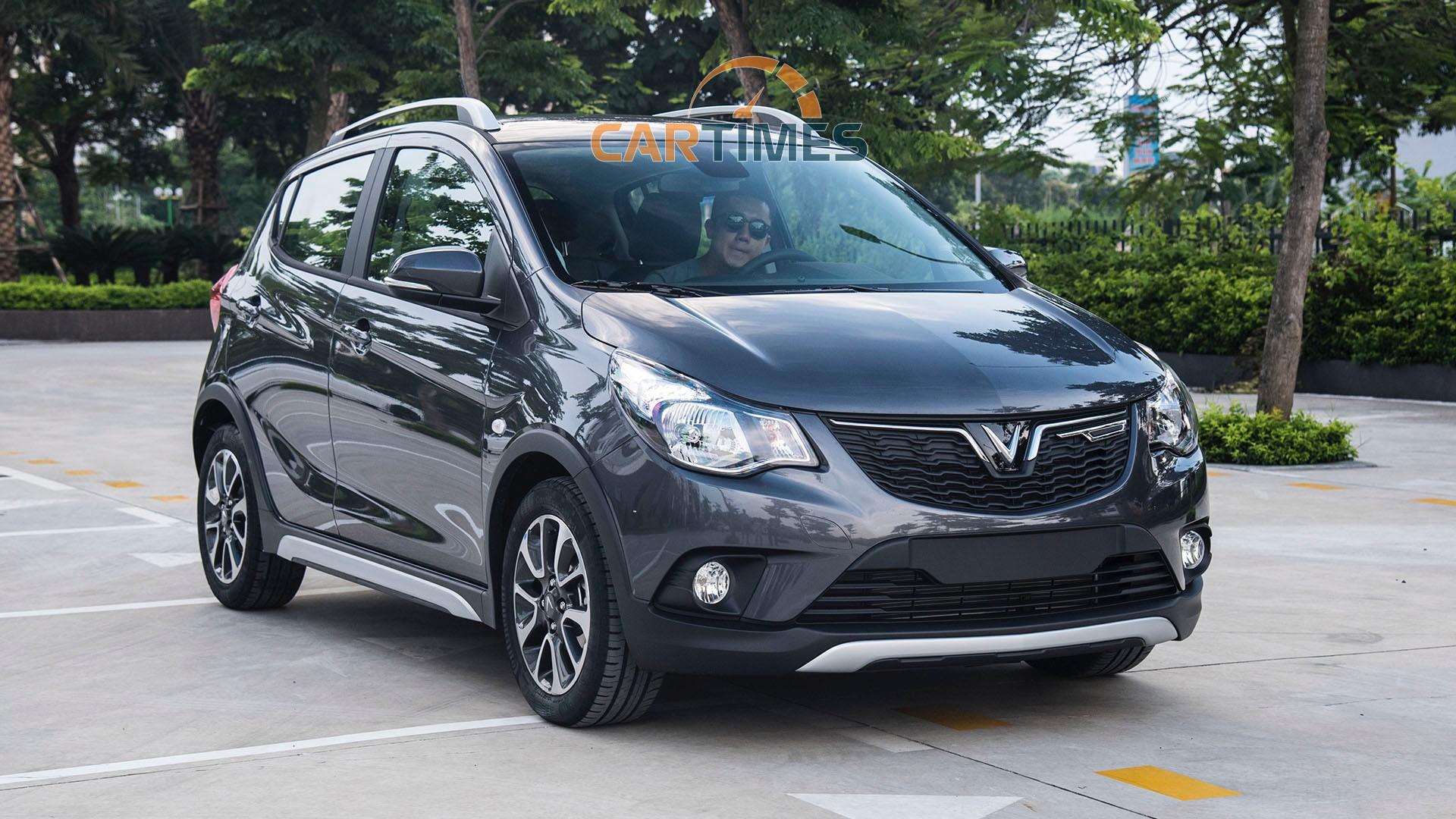 10 xe bán chạy nhất năm 2020: Xe Việt lần đầu lọt Top -1