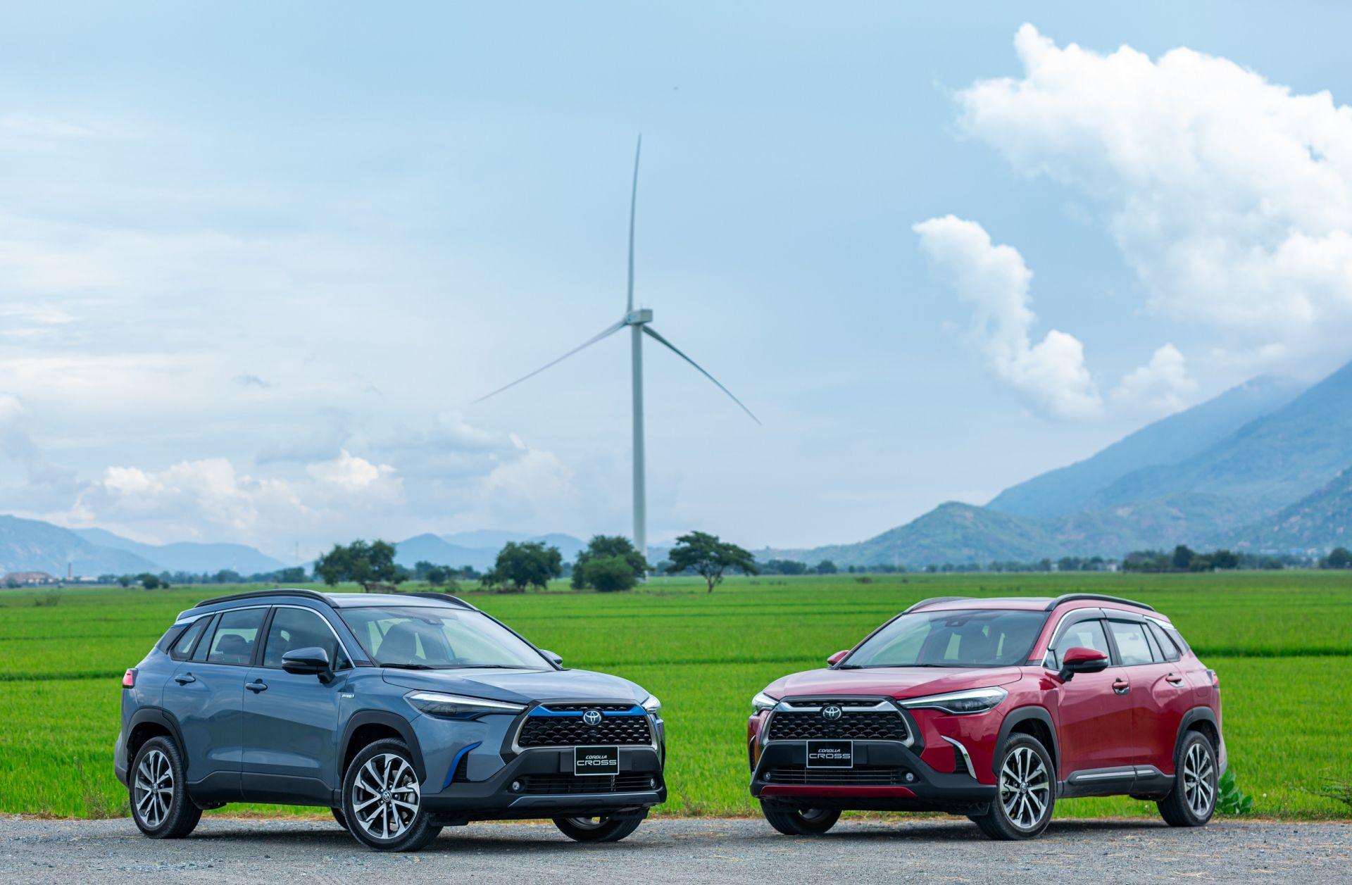 Toyota Việt Nam tiếp tục dẫn đầu thị trường trong năm 2020