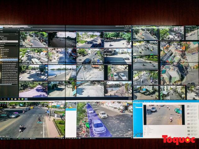 Thừa Thiên Huế phạt nguội hàng nghìn phương tiện vi phạm qua dữ liệu camera-1