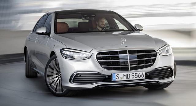 Mercedes-Benz bán xe sang nhiều nhất thế giới: Gần 6.000 chiếc/ngày, riêng S-Class, GLC bán hơn 1.000 chiếc/ngày-1