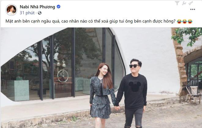 Nhã Phương khoe ảnh dẫn Trường Giang về quê, ai dè lại nhờ netizen xóa hộ ông xã và nhận cái kết ngã ngửa-1