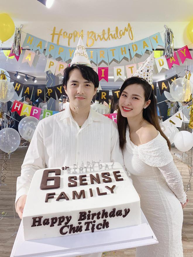 Ông Cao Thắng được Đông Nhi tổ chức sinh nhật hoành tráng, nhìn dàn sao Vbiz nô nức là biết Chủ tịch được quý thế nào-2