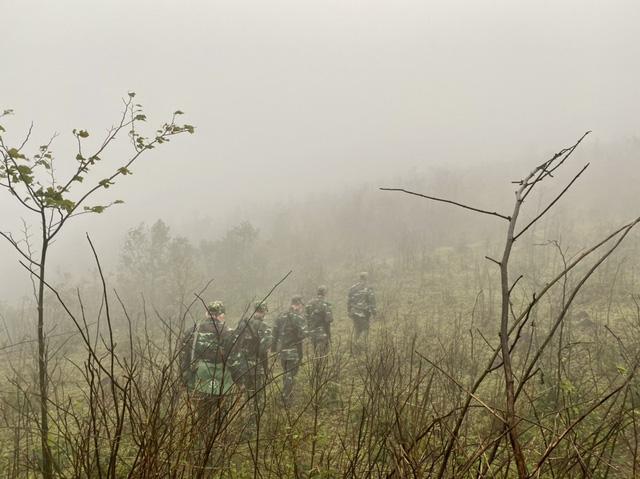Biên phòng Quảng Trị vượt giá rét thực hiện nhiệm vụ chống dịch Covid-19-2