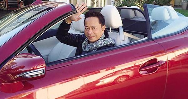 Danh hài Bảo Chung: