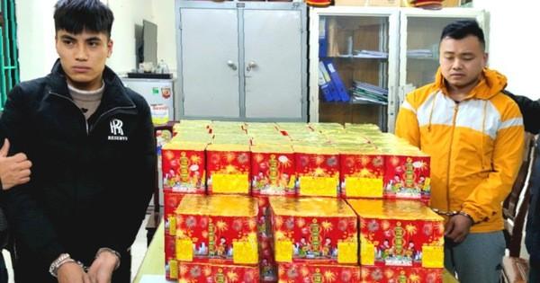 Cục QLTT Bắc Ninh phát hiện, thu giữ hơn 100 bệ pháo hoa nổ