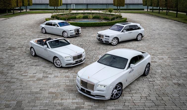 Rolls-Royce đột phá với bộ phận Bespoke trong năm 2020