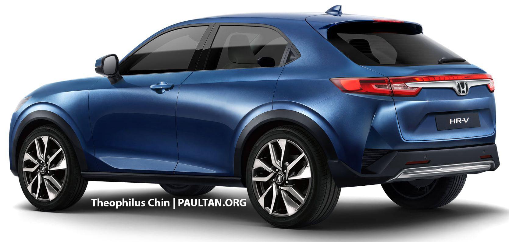 Honda HR-V ngừng sản xuất, sẵn sàng cho thế hệ mới đấu Kona, Seltos-2