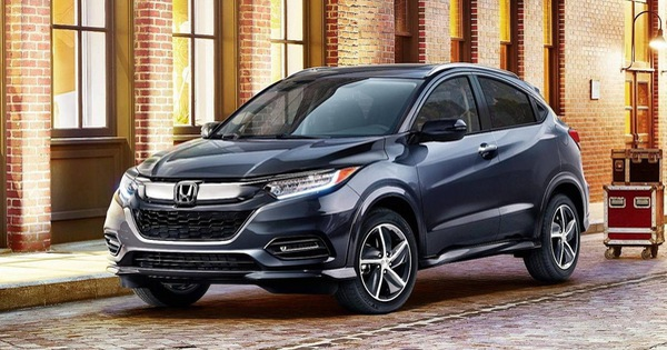 Honda HR-V ngừng sản xuất, sẵn sàng cho thế hệ mới đấu Kona, Seltos