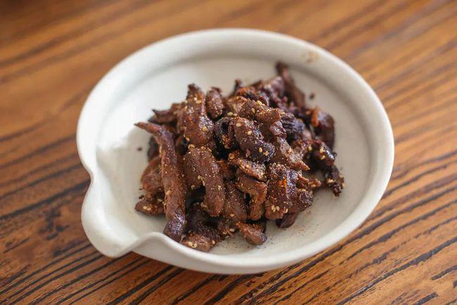 Làm thịt bò khô bằng nồi chiên không dầu: Vừa dễ làm lại có món ngon hết cỡ đón Tết-4