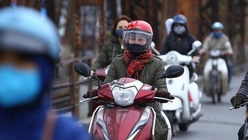 Không khí lạnh suy yếu nhưng ngày và đêm ở Bắc Bộ chênh nhau tới 15 độ C