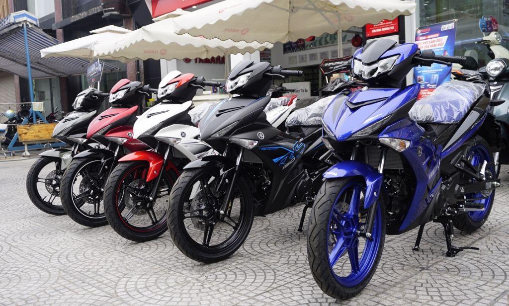 Thị trường xe máy Việt Nam giảm mạnh trong năm 2020 do ảnh hưởng của dịch Covid 19