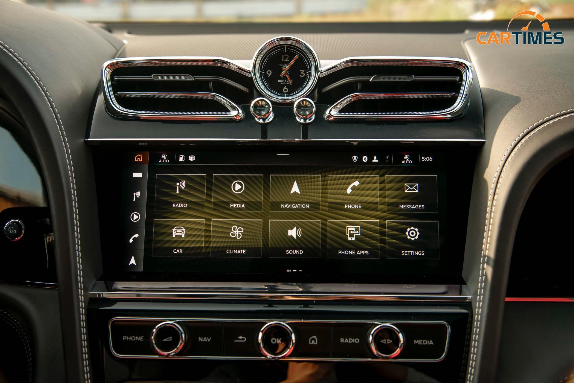 Bentley Bentayga 2021 First Edition cập bến thị trường Việt Nam, giá hơn 19 tỷ đồng -4