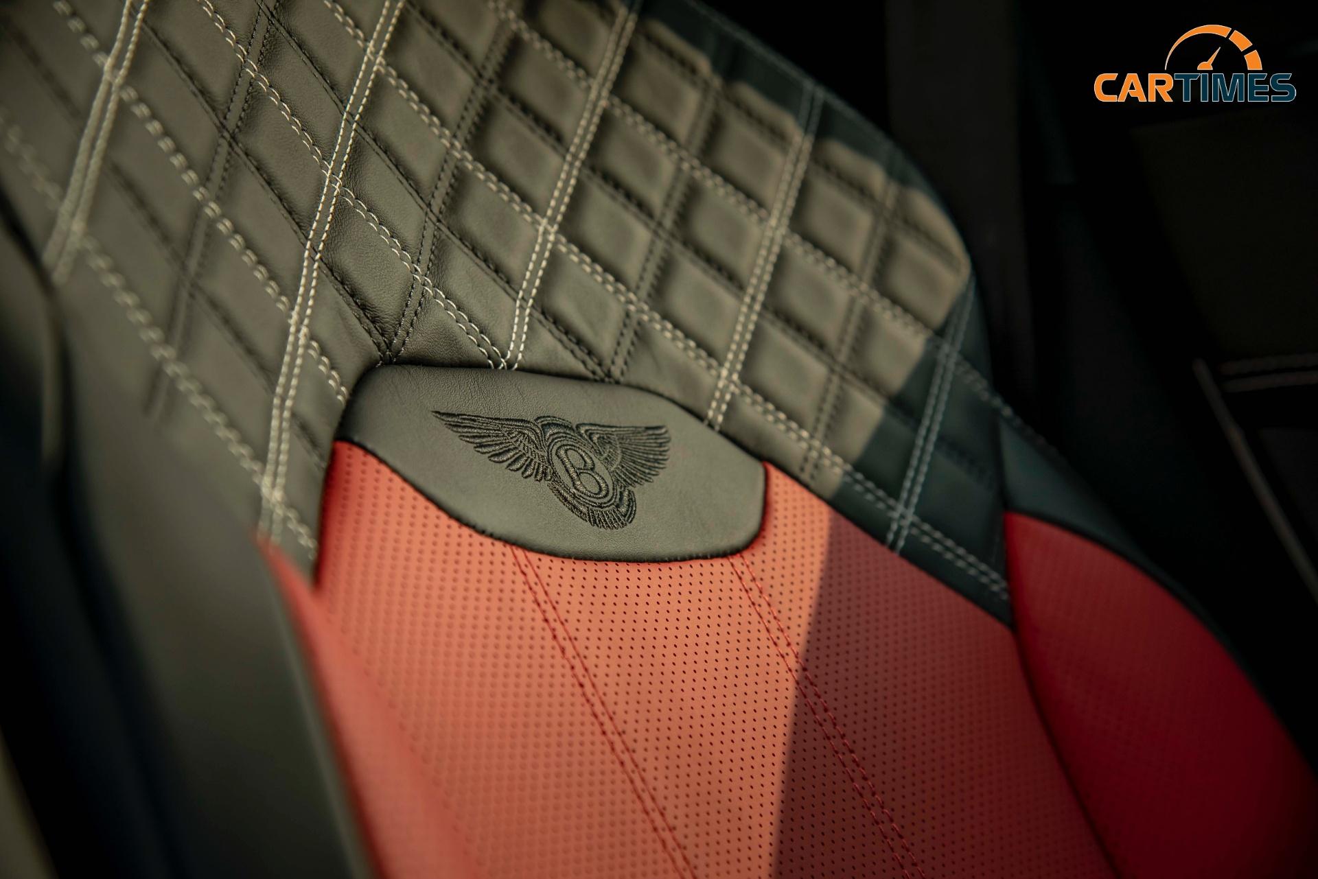 Bentley Bentayga 2021 First Edition cập bến thị trường Việt Nam, giá hơn 19 tỷ đồng -8