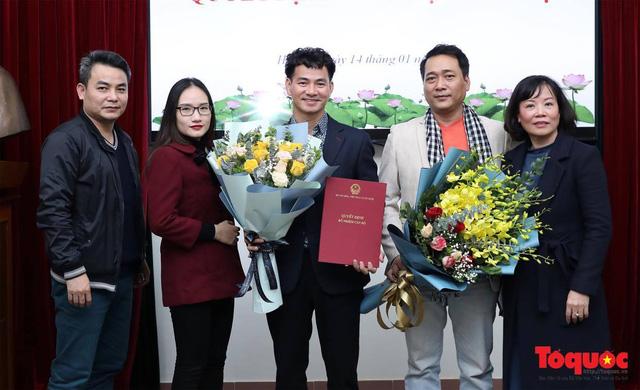 NSƯT Xuân Bắc được bổ nhiệm Giám đốc Nhà hát Kịch Việt Nam-1