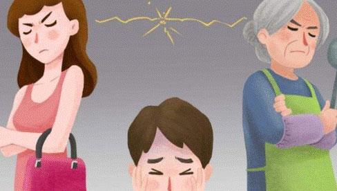 Mâu thuẫn mẹ chồng - nàng dâu: Là do