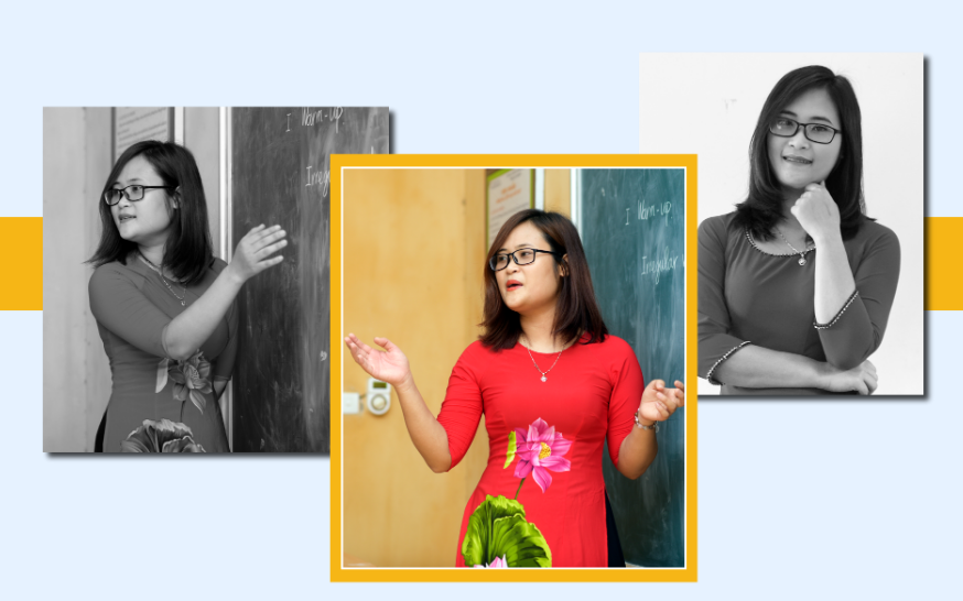 Cô giáo Hà Ánh Phượng - Top 10 giáo viên toàn cầu: Người