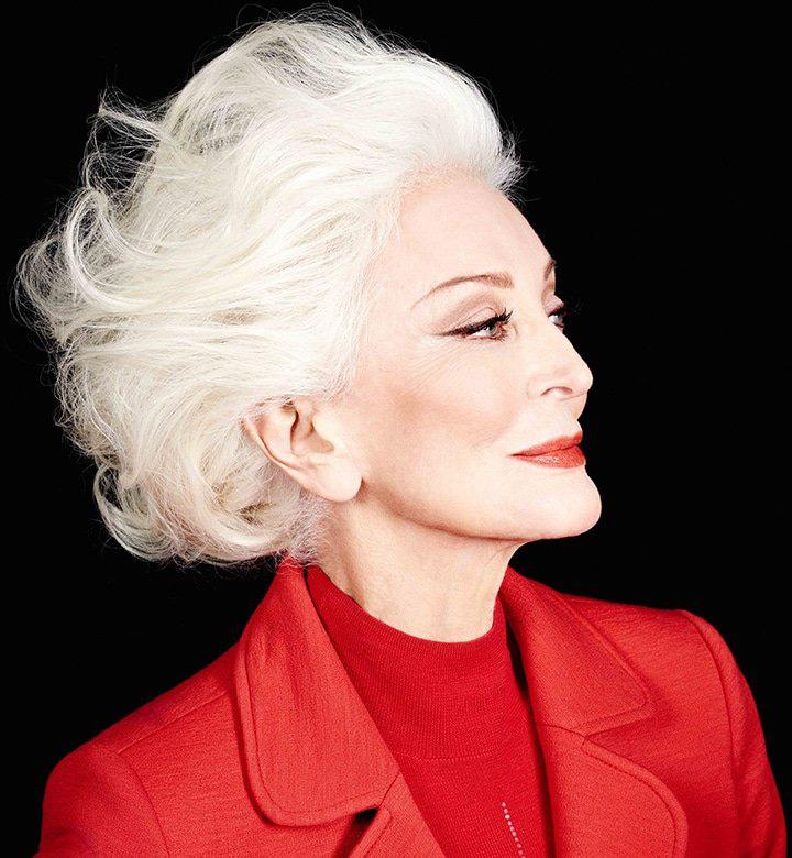 Siêu mẫu 90 tuổi: Đừng bị giới hạn bởi sự già nua, hãy là chính mình như khi đang trẻ khỏe-1