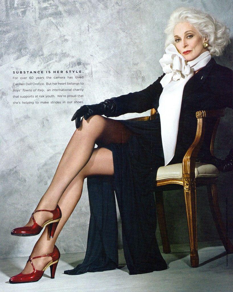 Siêu mẫu 90 tuổi: Đừng bị giới hạn bởi sự già nua, hãy là chính mình như khi đang trẻ khỏe-6