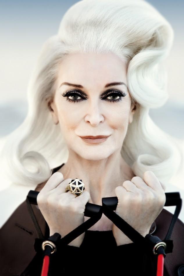 Siêu mẫu 90 tuổi: Đừng bị giới hạn bởi sự già nua, hãy là chính mình như khi đang trẻ khỏe-9