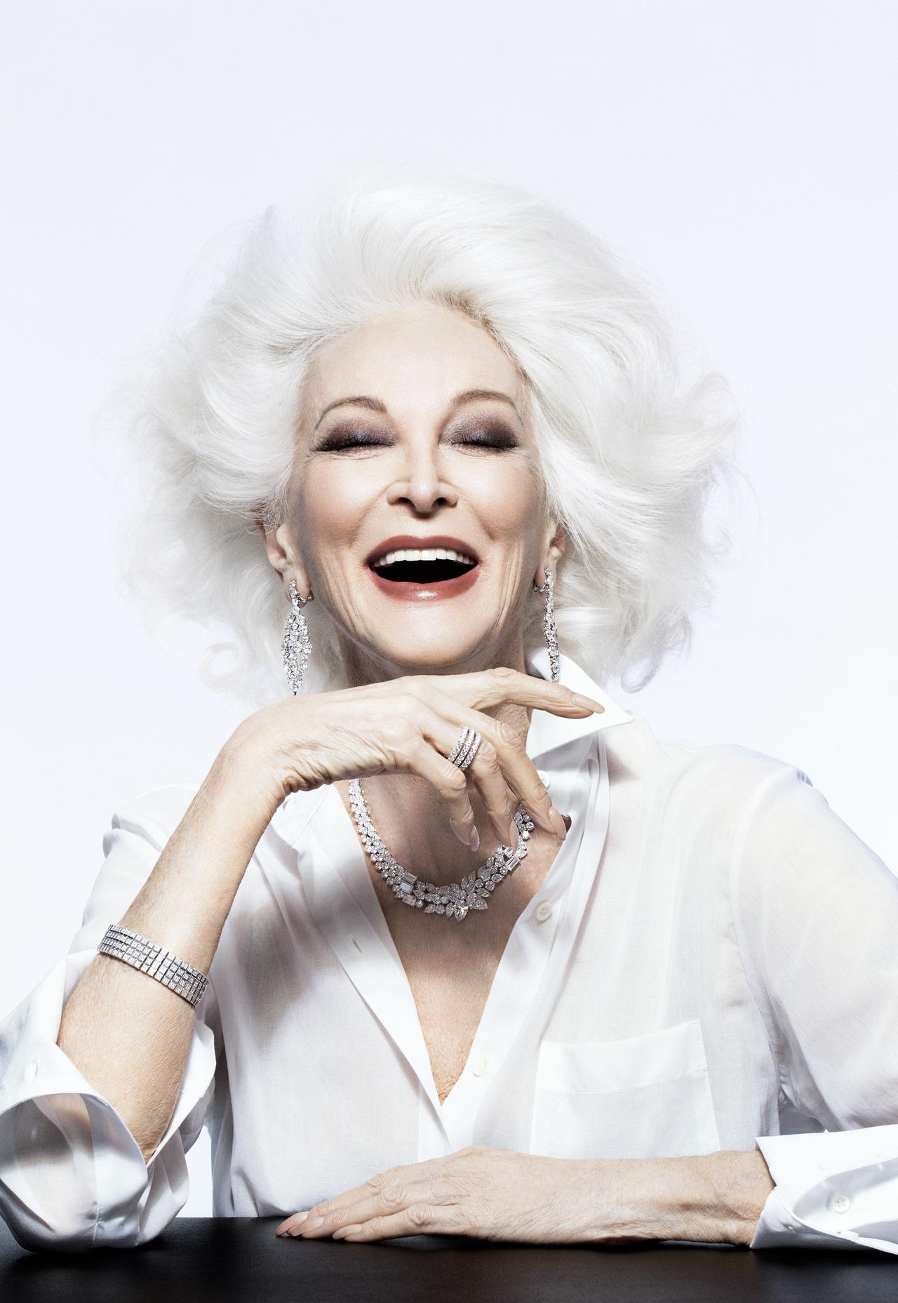 Siêu mẫu 90 tuổi: Đừng bị giới hạn bởi sự già nua, hãy là chính mình như khi đang trẻ khỏe-10