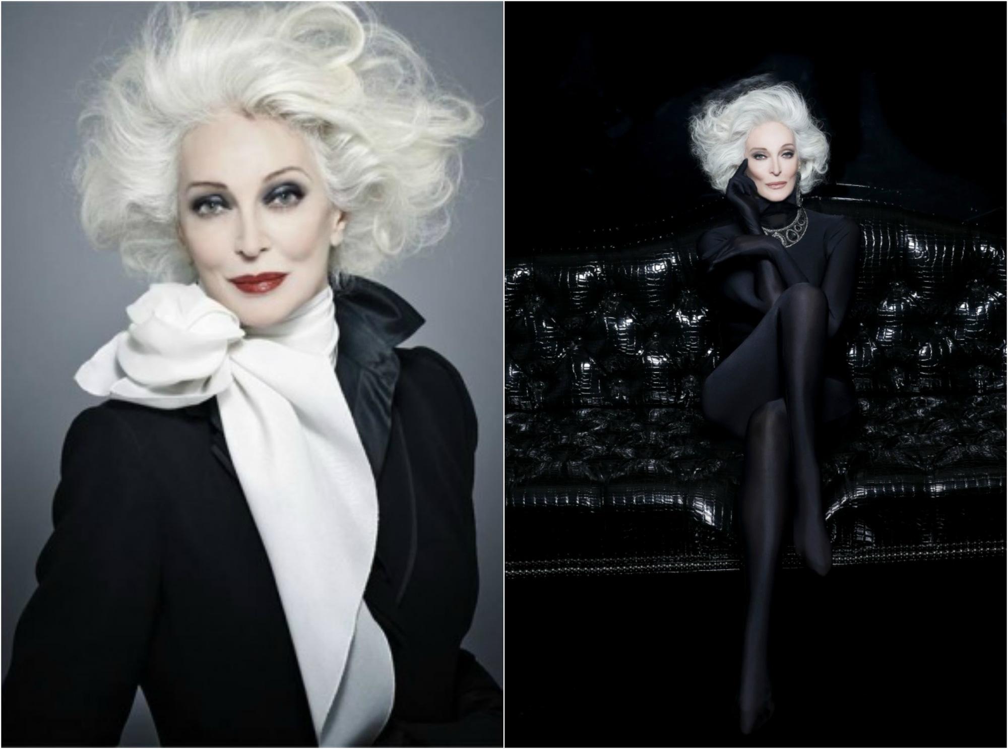 Siêu mẫu 90 tuổi: Đừng bị giới hạn bởi sự già nua, hãy là chính mình như khi đang trẻ khỏe-11
